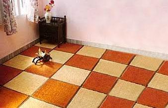 Coir Tiles Kerala